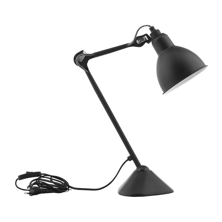Industrial design Gras table lamp at VOGA.com