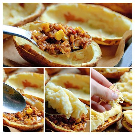 Looks better than shepards pie - looks like a go-to for football season