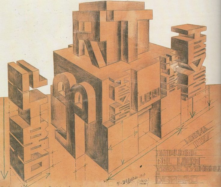 94 Best Images About Fortunato Depero On Pinterest