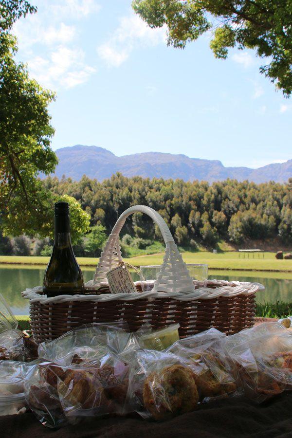 A Gourmet Picnic at Webersburg Wine Estate, Stellenbosch Winelands