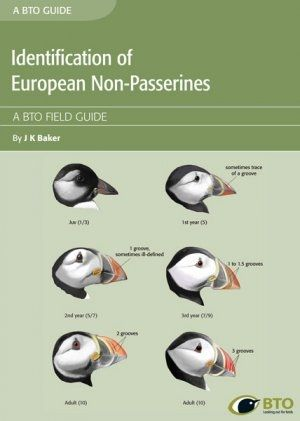 Zdjęcie Identification Guide to European Non-passerines
