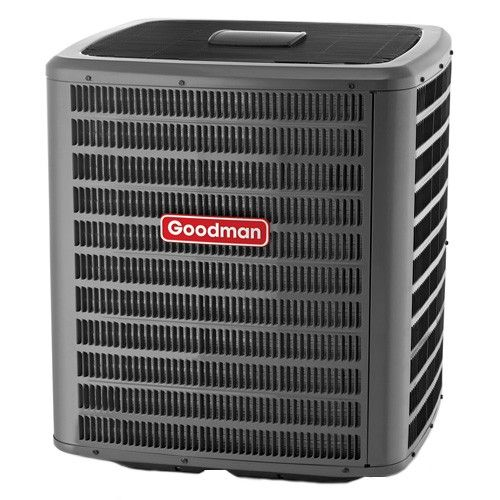 Goodman 2 Ton 16 SEER Two Stage Air Conditioner Condenser