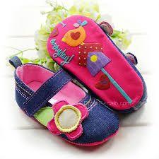 Resultado de imagen para como armar sandalias para bebe de tela                                                                                                                                                     Más