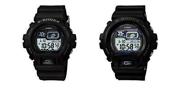 #LaunchedNow: #Casio announces new G-Shock watches with #Bluetooth connectivity and #music #remote #control