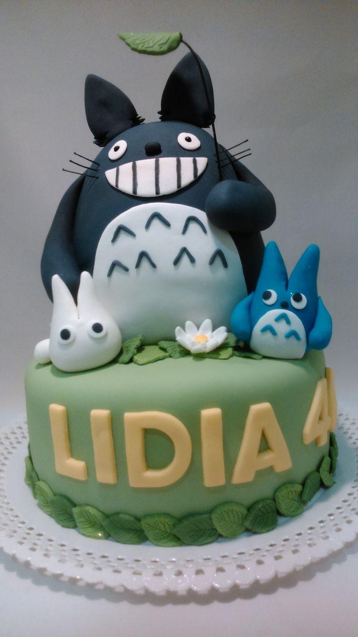Mi vecino Totoro!