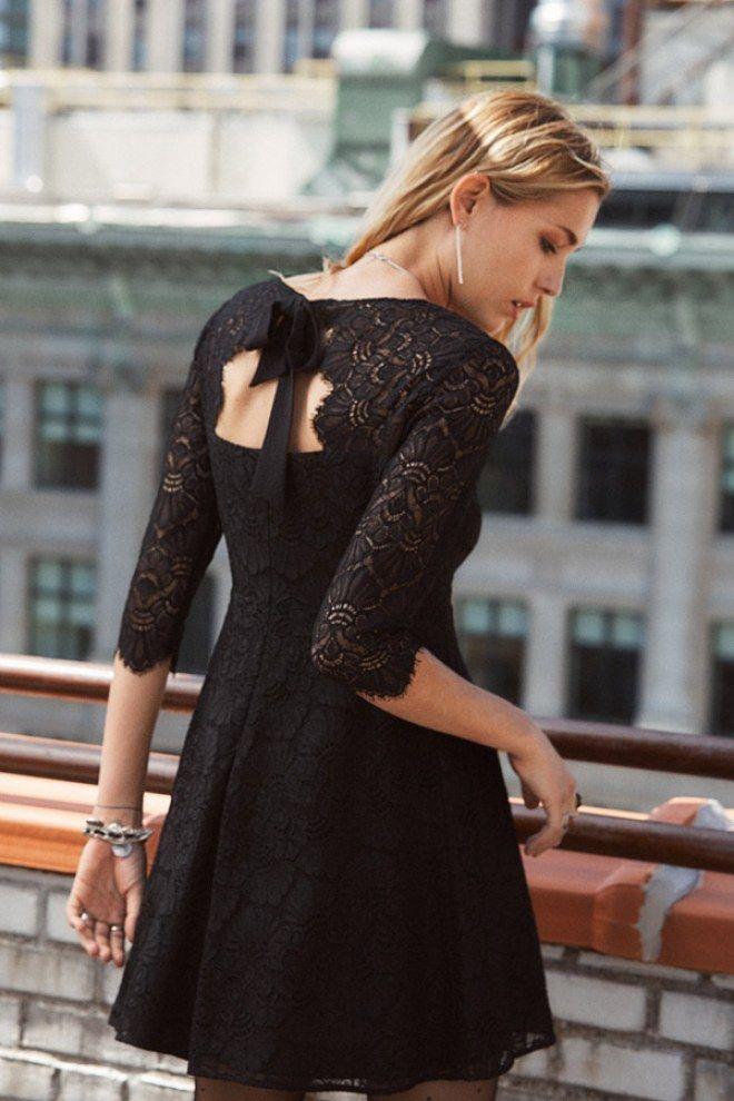 aa725a86f3f Ces robes que l on aimerait porter pour fêter la nouvelle année ...