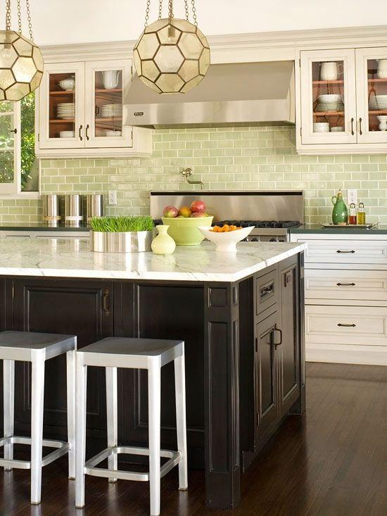 Modern Tile Backsplash Ideas For Kitchen 125 Best Backsplash Ideas Images On Pinterest  Backsplash Ideas .