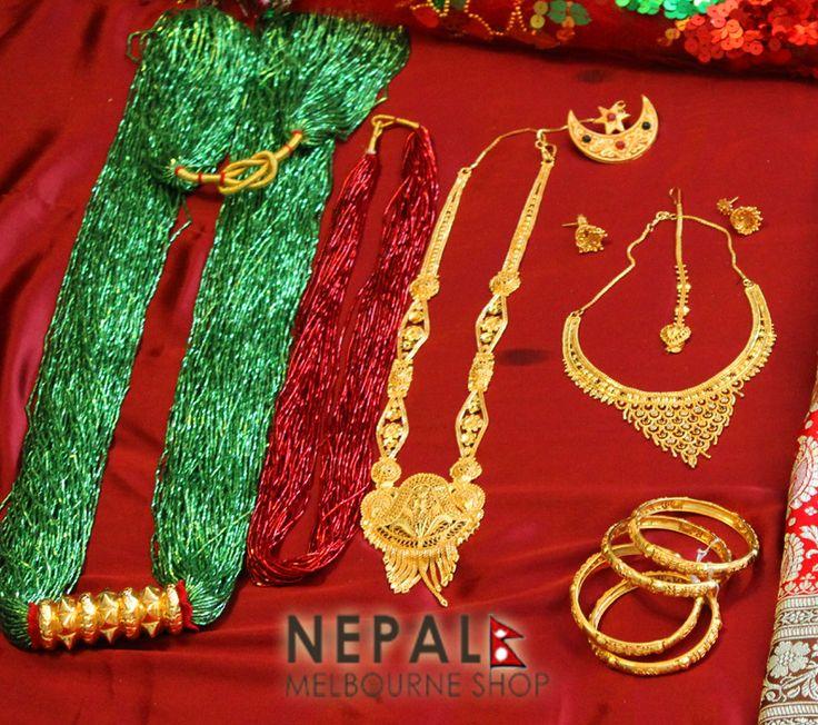 Nepali Traditional Jewellery Top 187 Catalog 187 Jewellery