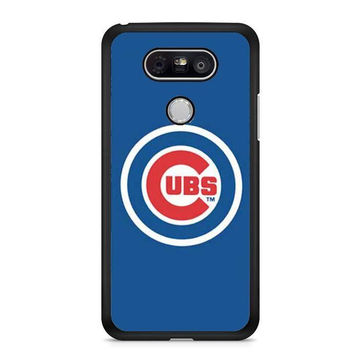 Chicago Cubs Logo On Blue LG G6 Case Dewantary