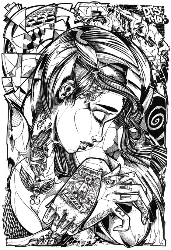 D Bd Ff E A B B Sketch Art Sketches also Graffiti Printables Alphabet I Coloring Page At Yescoloring as well E D Deefc D D A B Vector Vector Doodles further X Xgraffiti Printables Alphabet C Coloring Page At Yescoloring Gif Pagespeed Ic P W Gwmmqp together with How To Draw Dallas Mavericks Logo Step. on graffiti sketches coloring