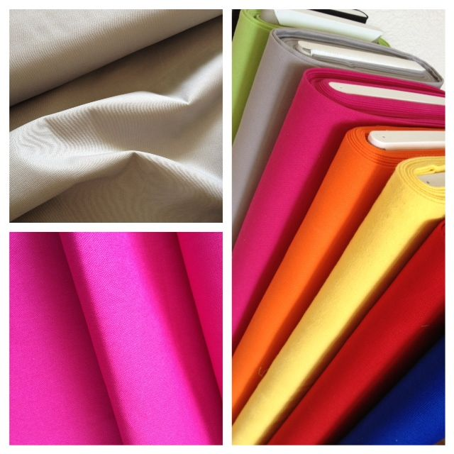 Just arrived! New canvas #fabrics for our #Cornhole #Bags. Our #corn filled Cornhole Bags set the standard for quality. Go to http://www.gockel-cornhole.com/en/