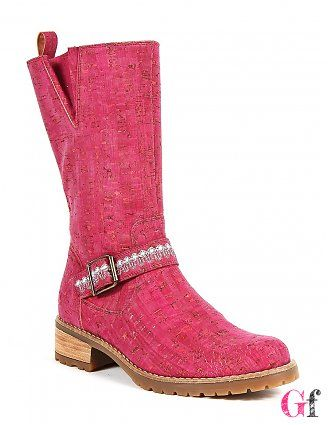 Botas Gaivota Rosa #Rutz #Goodfashion