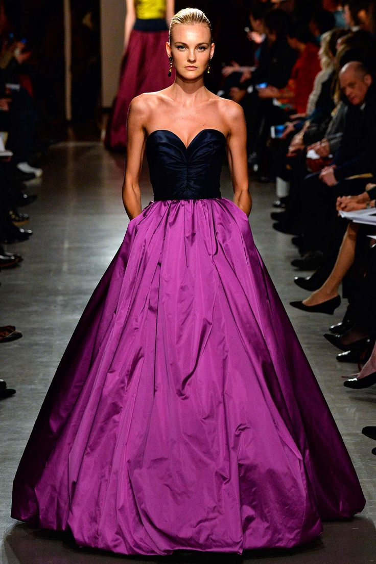 oscar de la renta fall 2015 nyfw // girl for granted