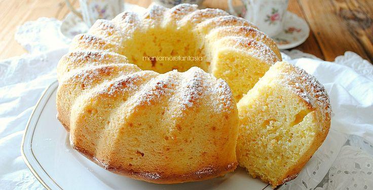Il pan d'arancio è un dolce talmente versatile che potete prepararlo anche utilizzando solo le bucce. Surgelate le belle bucce e preparatelo anche in estate