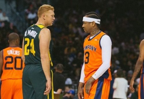 White Mamba vs The Answer! Who wins in a game of 1-on-1 if they http://ift.tt/2taHY4A