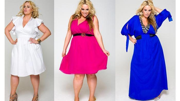 Fashion Wanita - Ini Nih Blouse Buat Kalian Pemilik Badan Besar, Pasti Cocok…