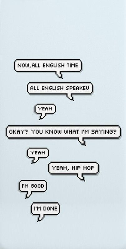 Bubble Messages - BTS English Moments [Repinned ]