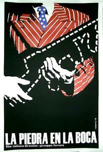 Antonio Fernandez Reboiro, A Stone in the Mouth, 1974