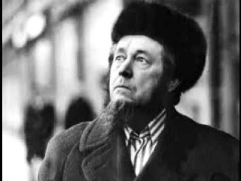 Aleksander Sołżenicyn - Sumienie - słuchowisko