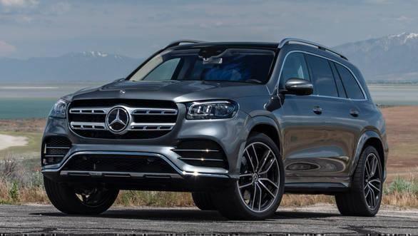 Image Gallery 2020 Mercedes Benz Gls In 2020 Mercedes Benz Suv Benz Suv Mercedes