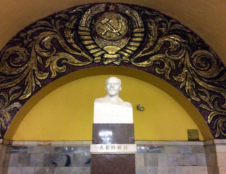 Photo Friday: Komsomolskaya Station - BigTimeMoscow
