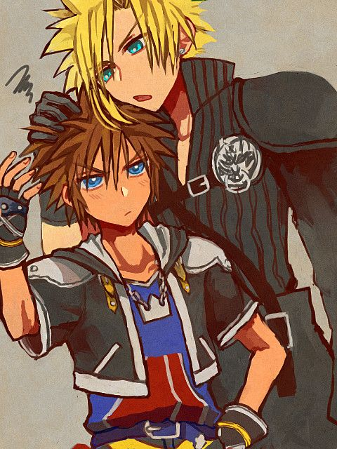 Sora Is Like We Re The Same Age Dude Don T Pet Me Like I M A Little