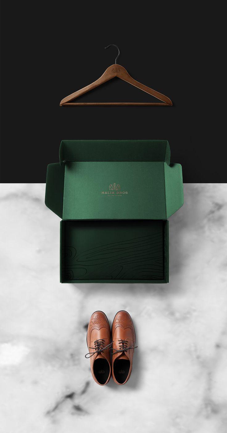 <p>Polish branding designer Sebastian Bednarek just releases his latest work for tailor goods brand, Malik Bros. A lovely earthy tone color palette, recycled…