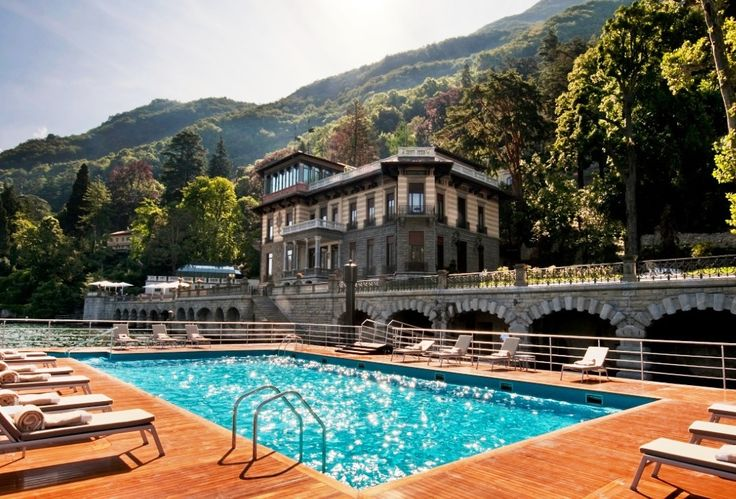 Take a moment to step out of the ordinary. Relax on the floating pool's deck while overlooking lake Como…  A unique harmony for your mind and soul!  For more information and bookings, please visit:  www.castadivaresort.com #Luxury #Glamour #Exclusive #Unique #Beauty #Peace #Tranquility #LakeComo #Italy