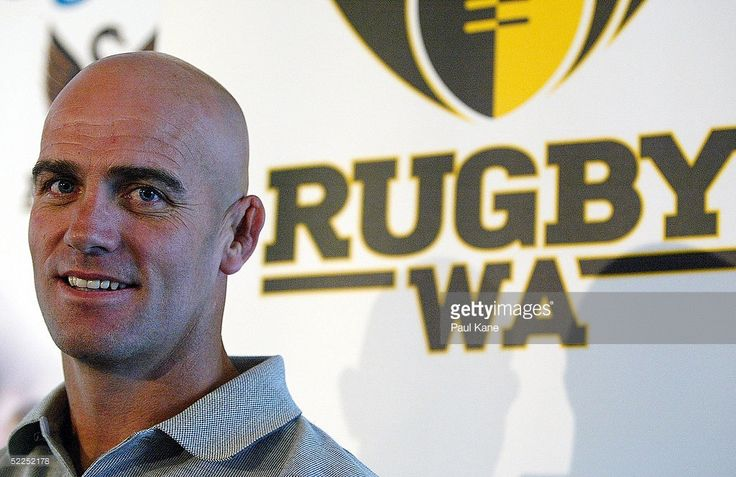 Western Australia's new Super 14 Team announces the appointment of coach John Mitchell on February 28, 2005 in Perth, Australia.