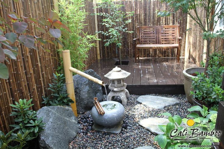 93 best images about bamboo fencing on pinterest arcadia for Japanese bamboo garden design
