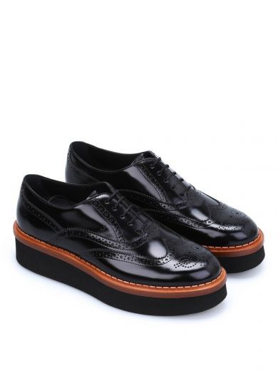 TOD'S Tod's Gomma T50 Bucature. #tods #shoes #tods-gomma-t50-bucature