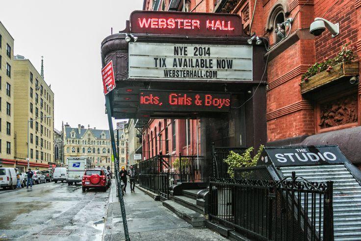Webster Hall East