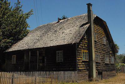 Casa Otmar Winkler Faust, Camino a La Luma, Paillaco