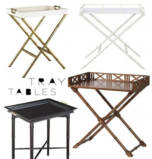 Ethan Allen Butler Tray Coffee Table: Best 25+ Tray Tables Ideas On Pinterest