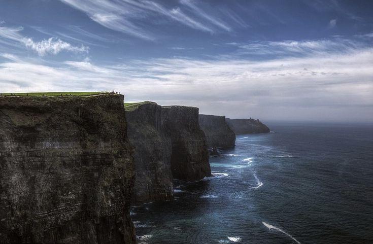 Безумно хочу туда. Утесы Мохер, Ирландия