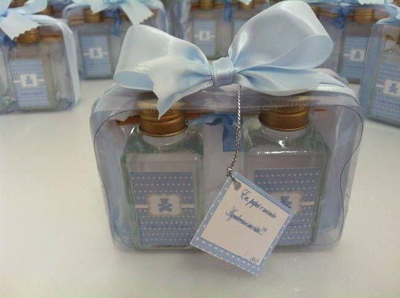 Mini aromatizador e sabonete líquido
