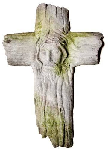 60 best images about religious garden statues on pinterest - Exterior church crosses for sale ...