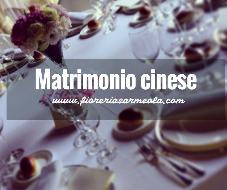 Matrimonio+cinese