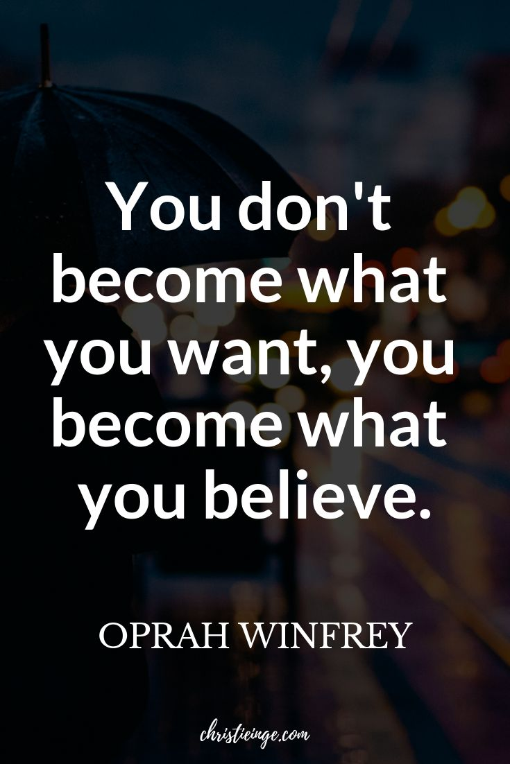 How to Believe in Yourself and Your Dreams – Katherine Blue