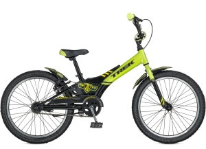Trek Jet 20 Boys 2013    The Trek Jet 20 Boys bikes fit kids great, and Trek's Dialed components adjust along with growth spurts, you can dial in the perfect fit for years to come.