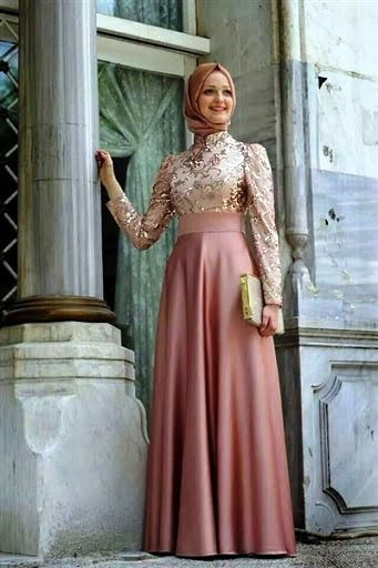 Model Baju Kebaya Modern Hijab