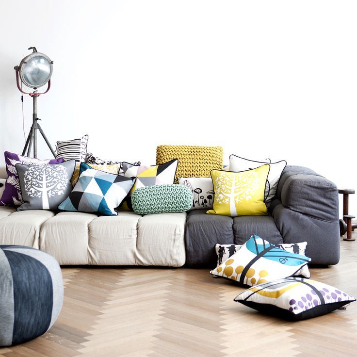 ferm LIVING webshop - Remix Cushion