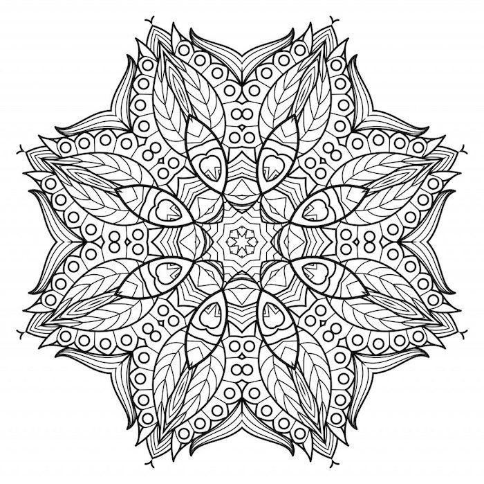 1001 Coole Mandalas Zum Ausdrucken Und Ausmalen Mandalas Zum Ausdrucken Mandala Vorlagen Mandala Malen Anleitung