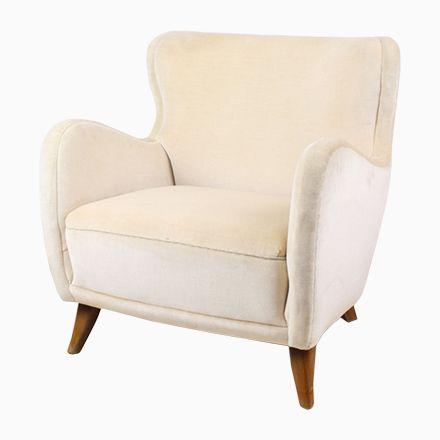 Vintage Sessel aus Samt, 1960er Jetzt bestellen unter: https://moebel.ladendirekt.de/kueche-und-esszimmer/stuehle-und-hocker/armlehnstuehle/?uid=9406be59-4e1d-5516-91cf-01bfd25bb612&utm_source=pinterest&utm_medium=pin&utm_campaign=boards #kueche #esszimmer #armlehnstuehle #hocker #stuehle