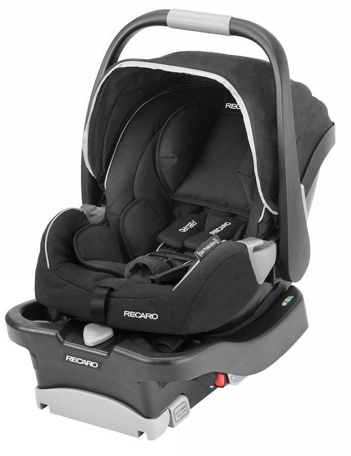 Recaro Performance Coupe Onyx Infant Safety Child Car Seat