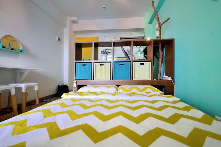 Check out this awesome listing on Airbnb: Unique, Compact Studio Apartment - Apartments for Rent in Pesanggrahan
