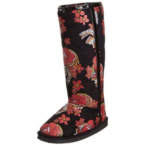 Da non perdere! Iron Fist Siesta Nero Rosso Floral Fug Nuovi voli da neve Stivali invernali Scarpe, in vendita su Kellie Shop. Scarpe, borse, accessori, intimo, gioielli e molto altro.. scopri migliaia di articoli firmati con prezzi da 15,00 a 299,00 euro! #kellieshop #borse #scarpe #saldi #abbigliamento #donna #regali