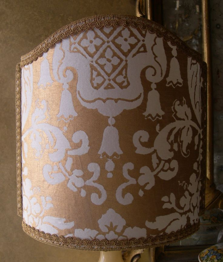 77 best Fortuny Lamp Shades images on Pinterest | Lamp shades ...