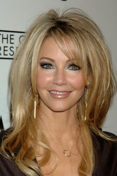 heather locklear hairstyles