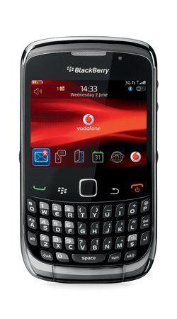 Blackberry Curve 3G 9300 Mobile Phone on Vodafone Pay As You Go (PAYG) Black-Chrome - http://www.computerlaptoprepairsyork.co.uk/mobile-phones/blackberry-curve-3g-9300-mobile-phone-on-vodafone-pay-as-you-go-payg-black-chrome